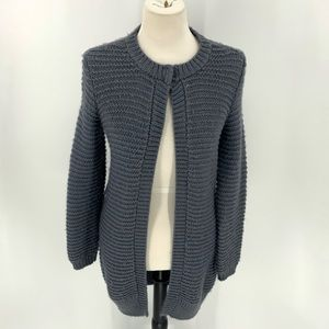 Barney's New York | Open Front Knit Cardigan